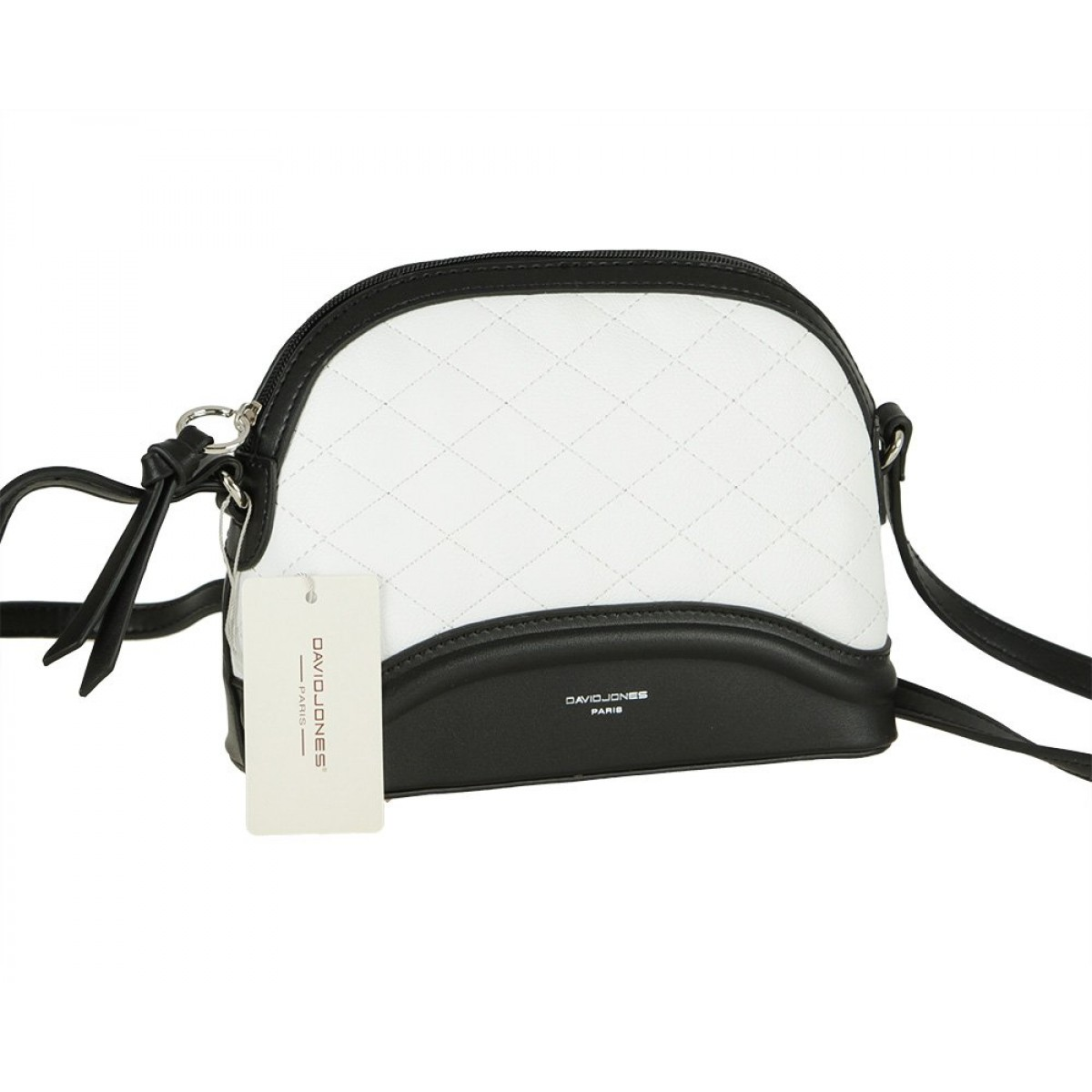 Жіноча сумка David Jones 6292-1A WHITE