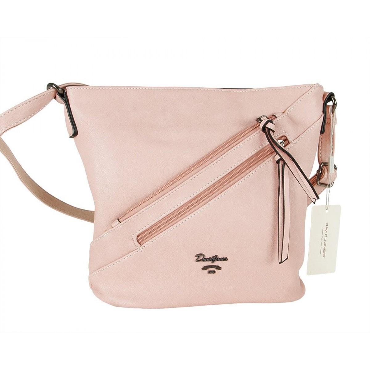 Жіноча сумка David Jones 6202-2A PINK