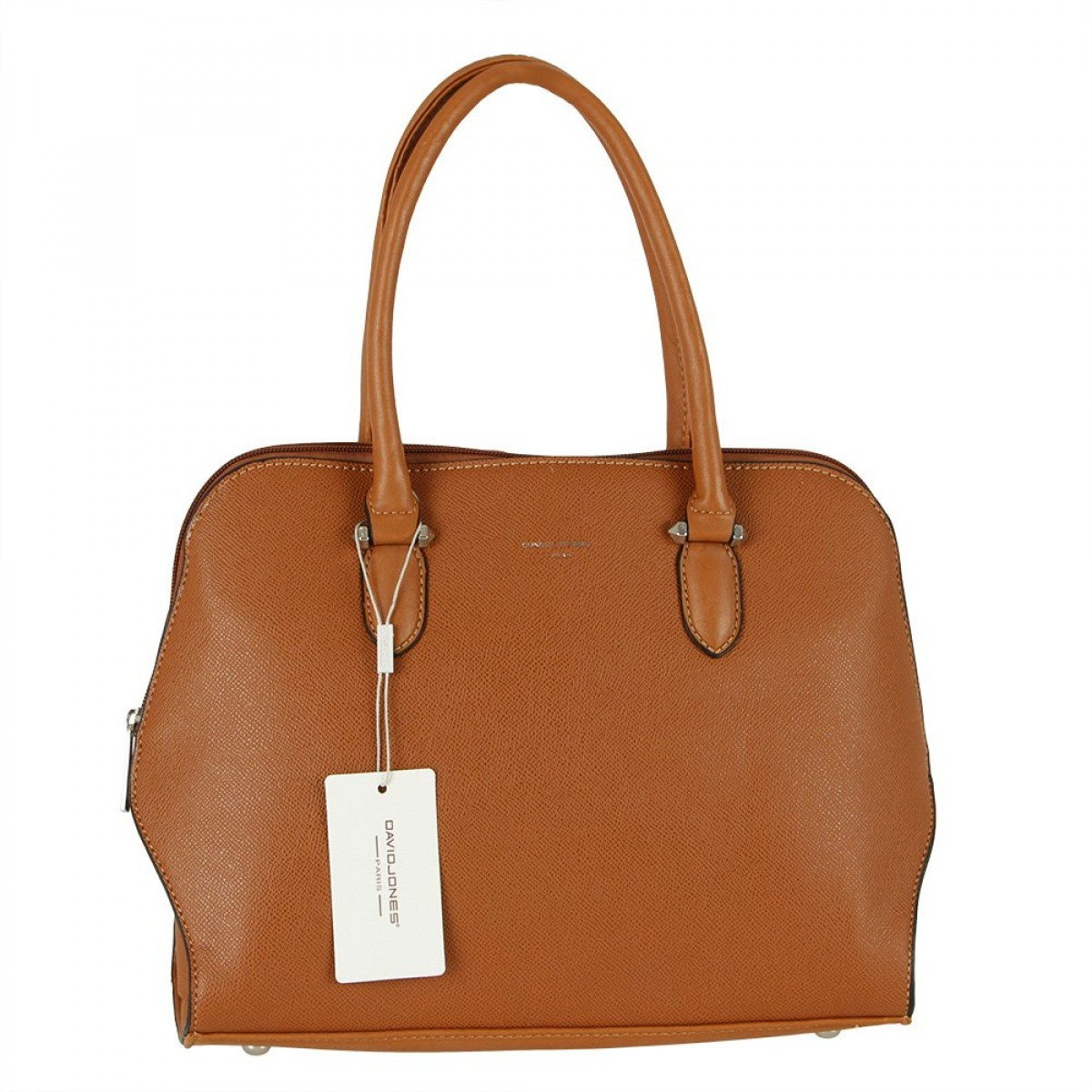 Жіноча сумка David Jones 6248-2A COGNAC