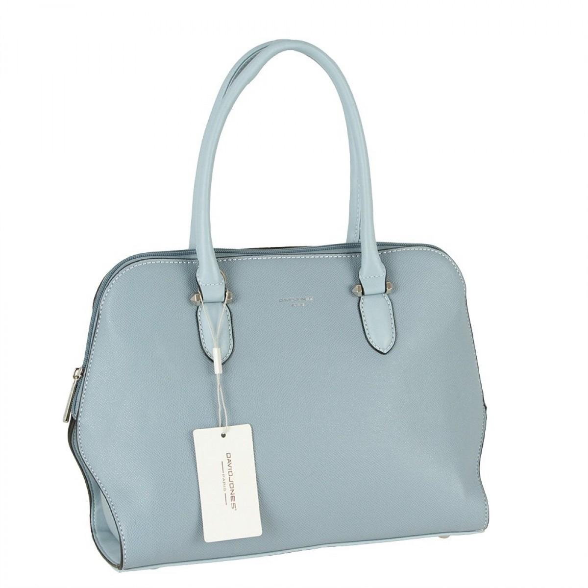 Жіноча сумка David Jones 6248-2A L.BLUE