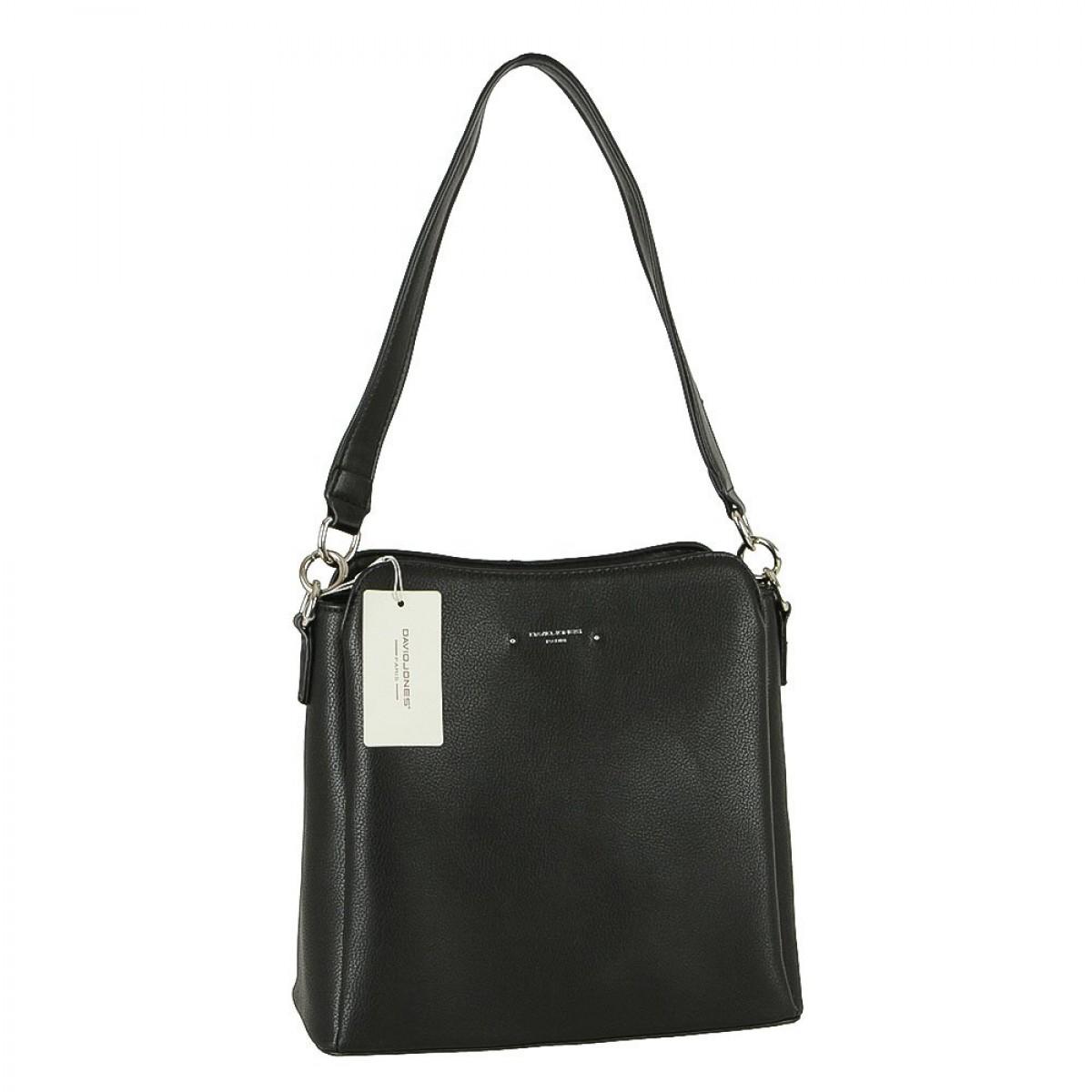 Жіноча сумка David Jones 6417-2A BLACK