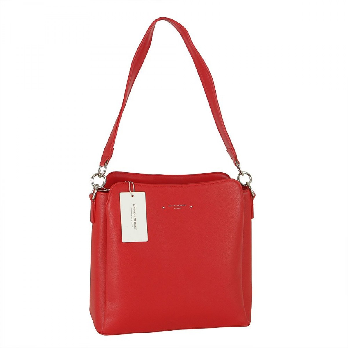 Жіноча сумка David Jones 6417-2A RED