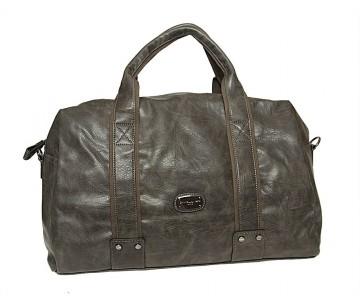 Дорожня сумка David Jones  3941-1 D.Grey