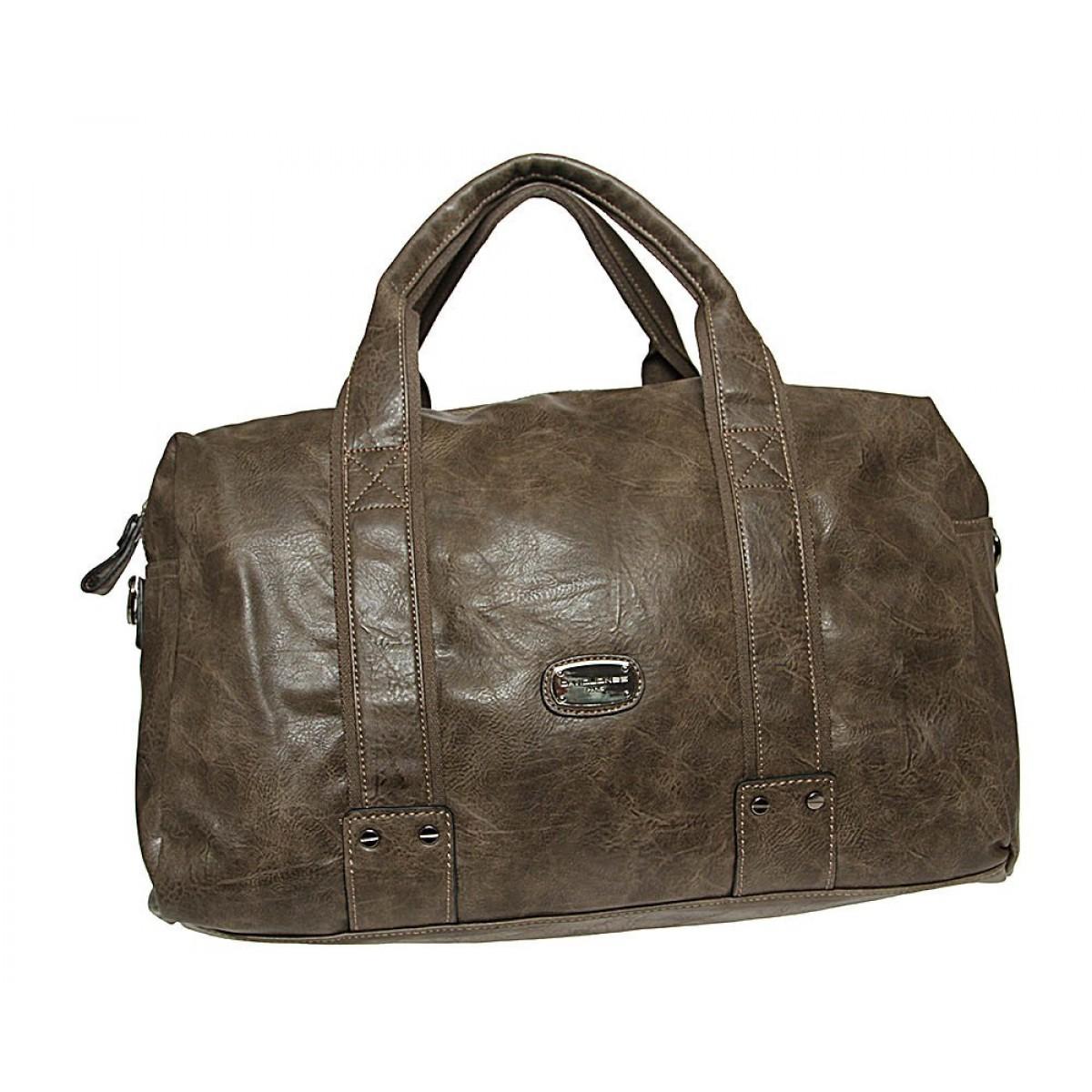 Дорожня сумка David Jones  3941-1 D.Khaki