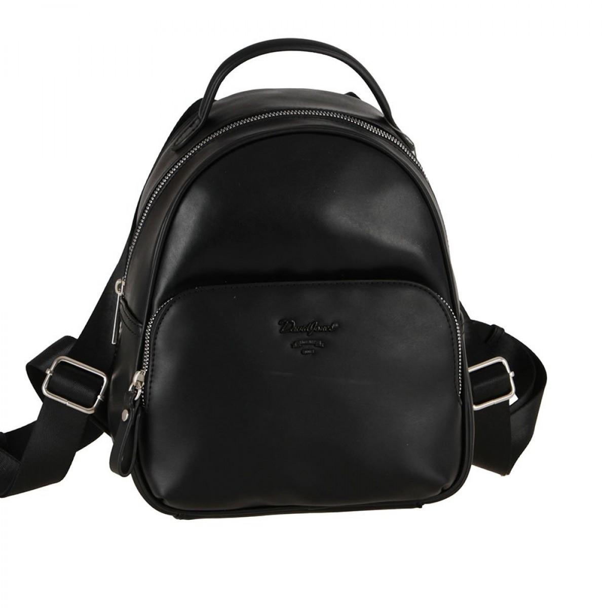 Жіночий рюкзак David Jones 6513-3A BLACK