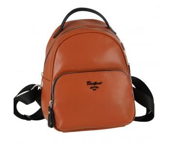 Жіночий рюкзак David Jones 6513-3A COGNAC