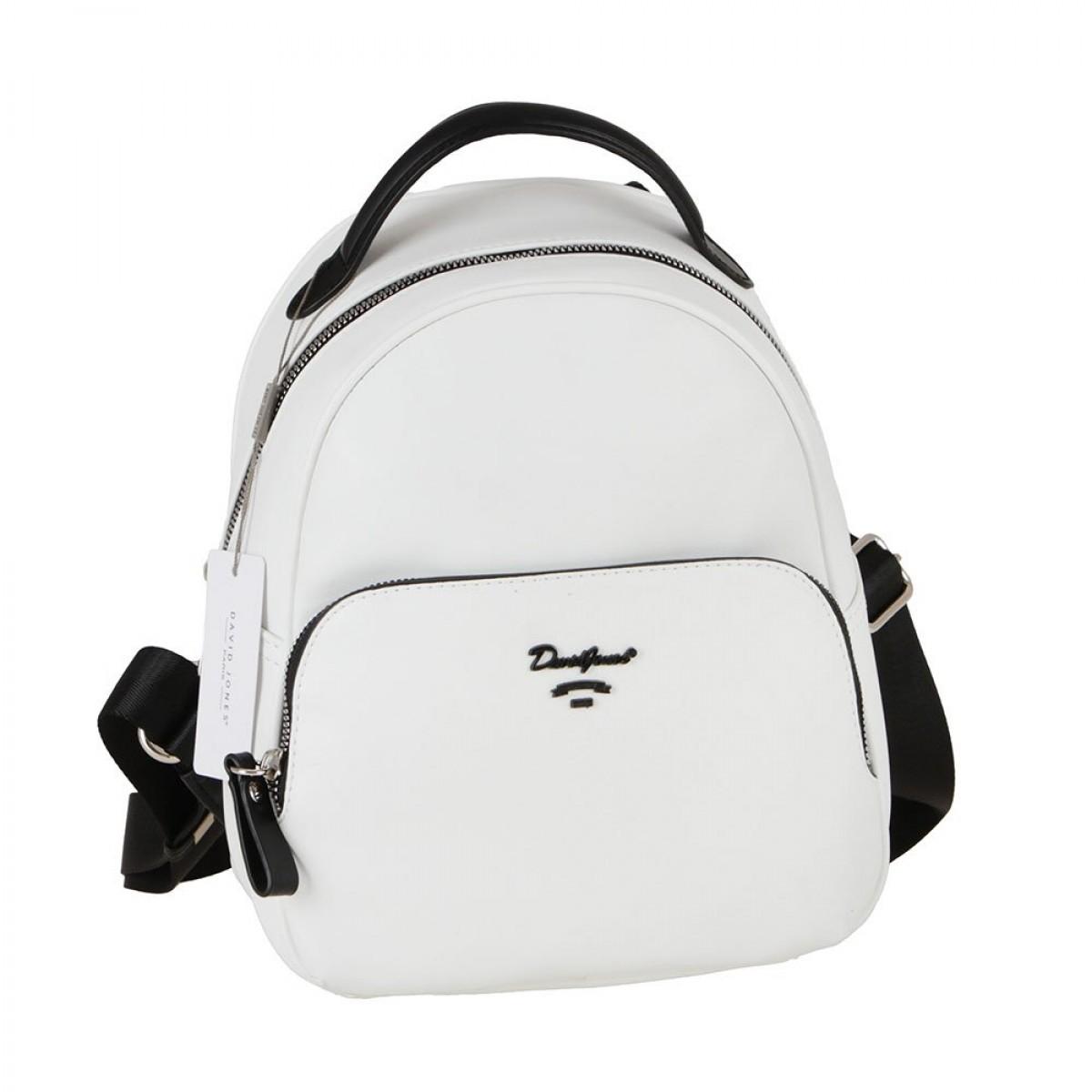 Жіночий рюкзак David Jones 6513-3A WHITE
