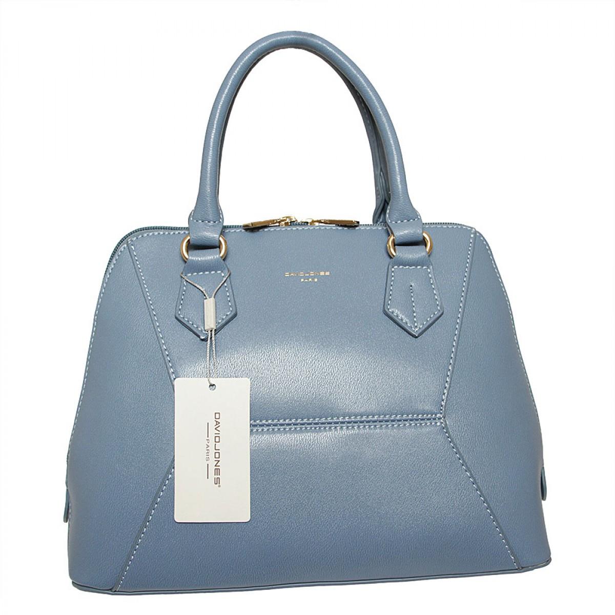 Жіноча сумка David Jones  5528-3 Blue