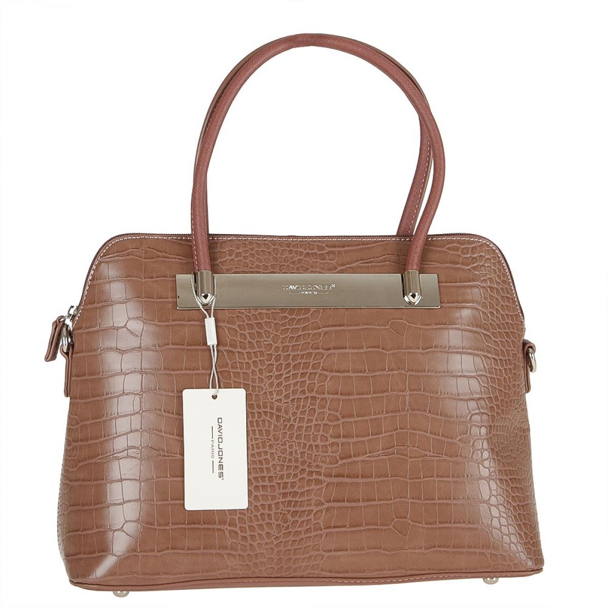 Жіноча сумка David Jones 5605-1 D.PINK