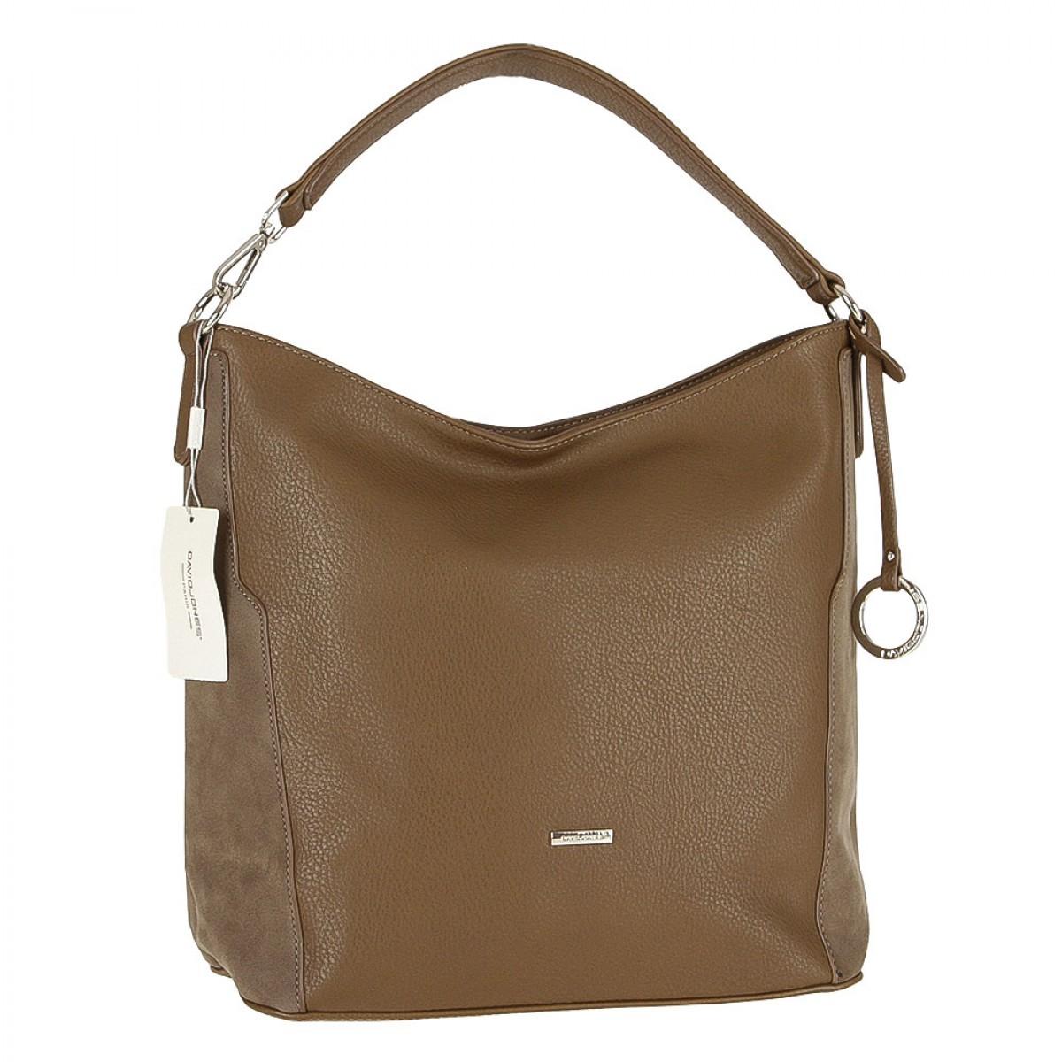 Жіноча сумка David Jones 5606-1 D.CAMEL