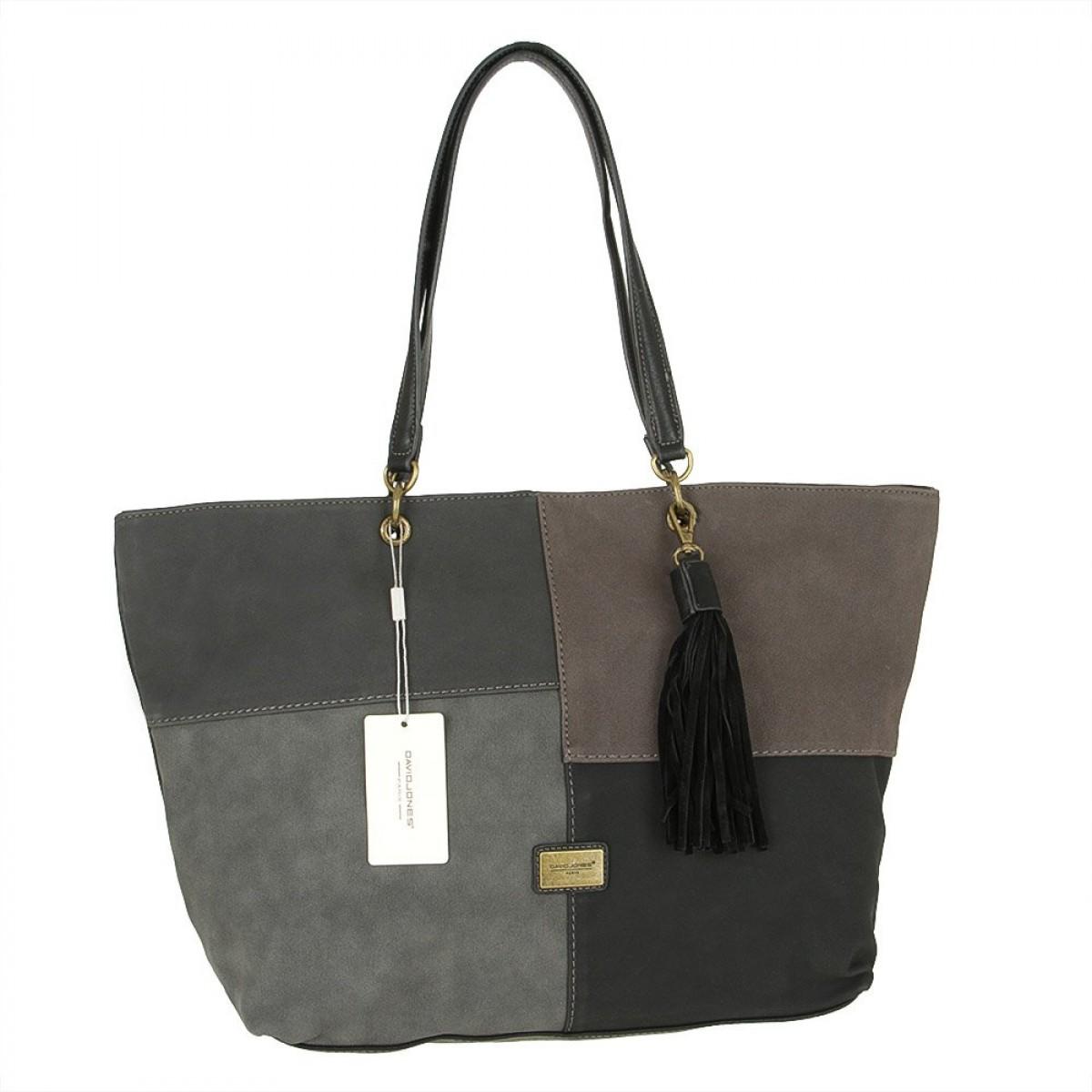 Жіноча сумка David Jones 5646-2 BLACK