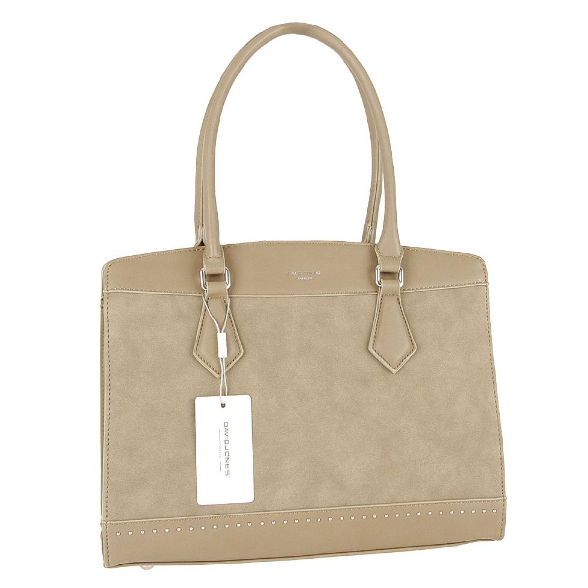 Жіноча сумка David Jones 5707-2 KHAKI