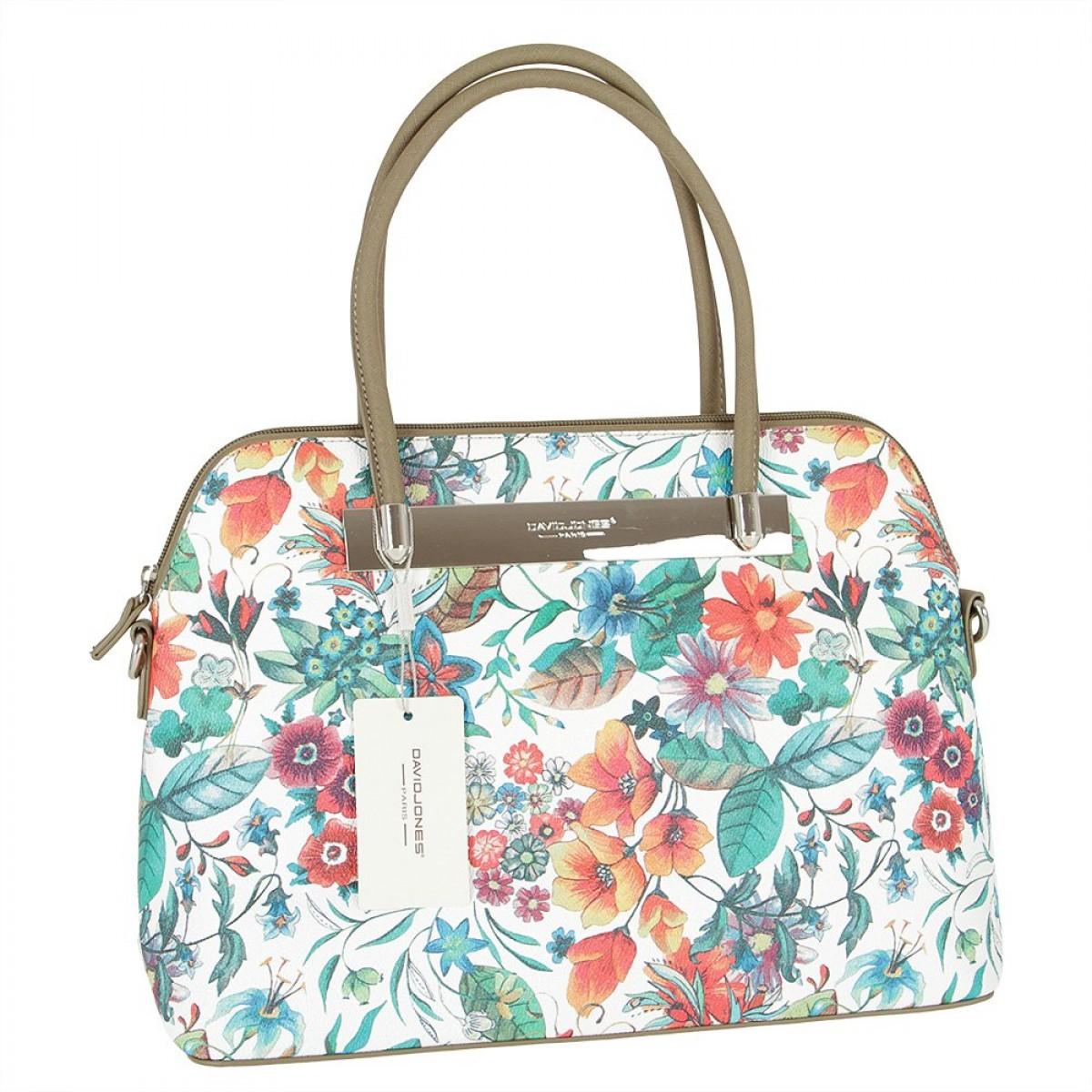 Жіноча сумка David Jones 5738-1 KHAKI