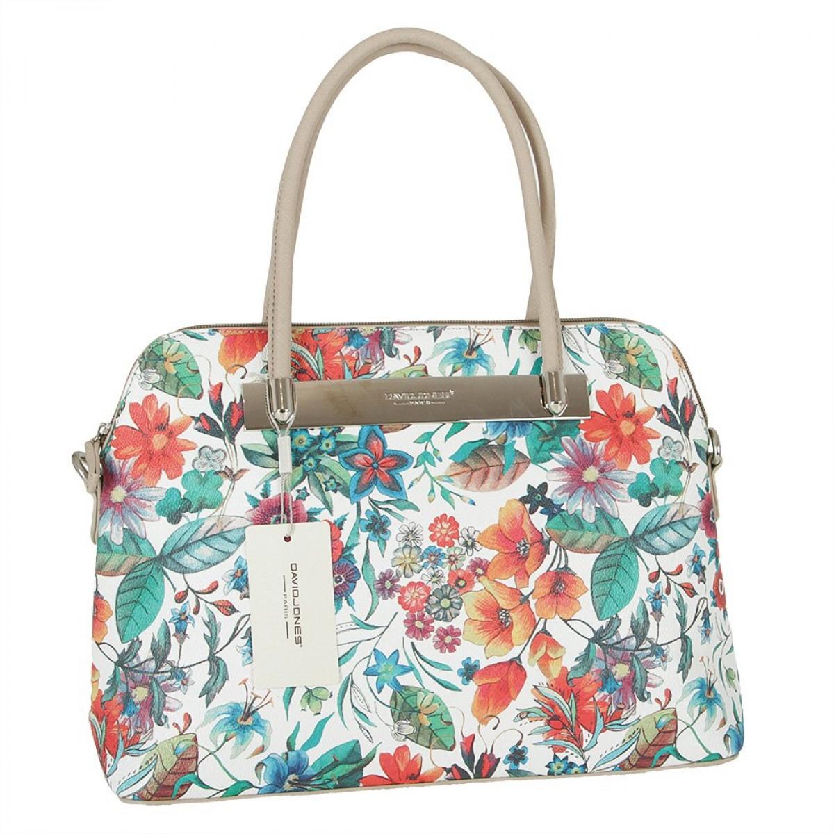 Жіноча сумка David Jones 5738-1 SAND