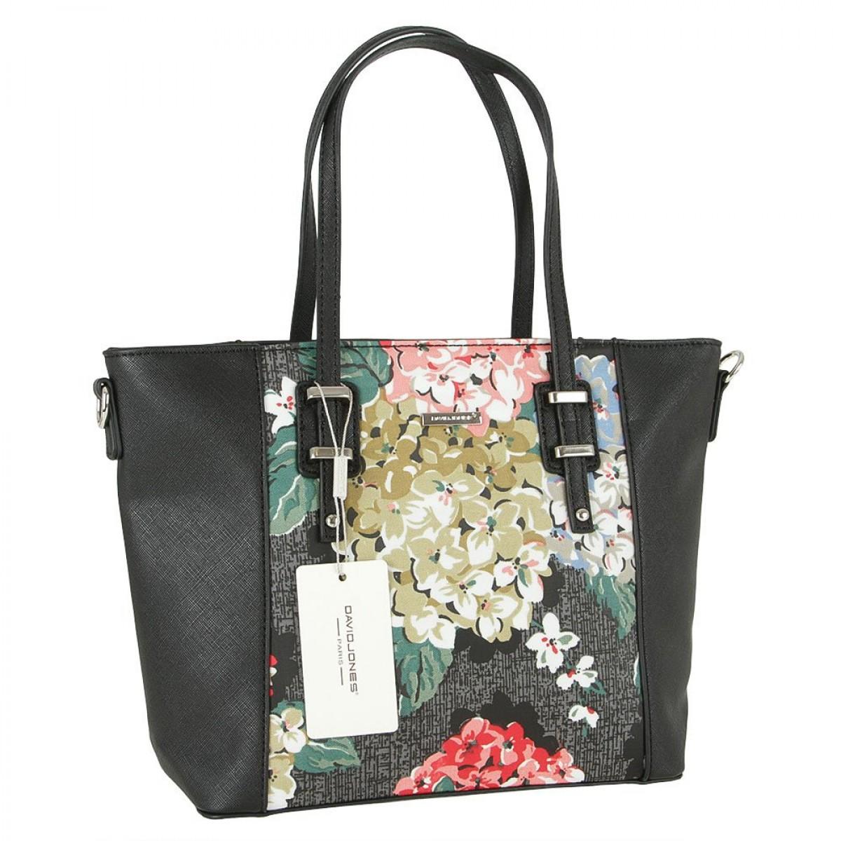Жіноча сумка David Jones 5750-2 BLACK