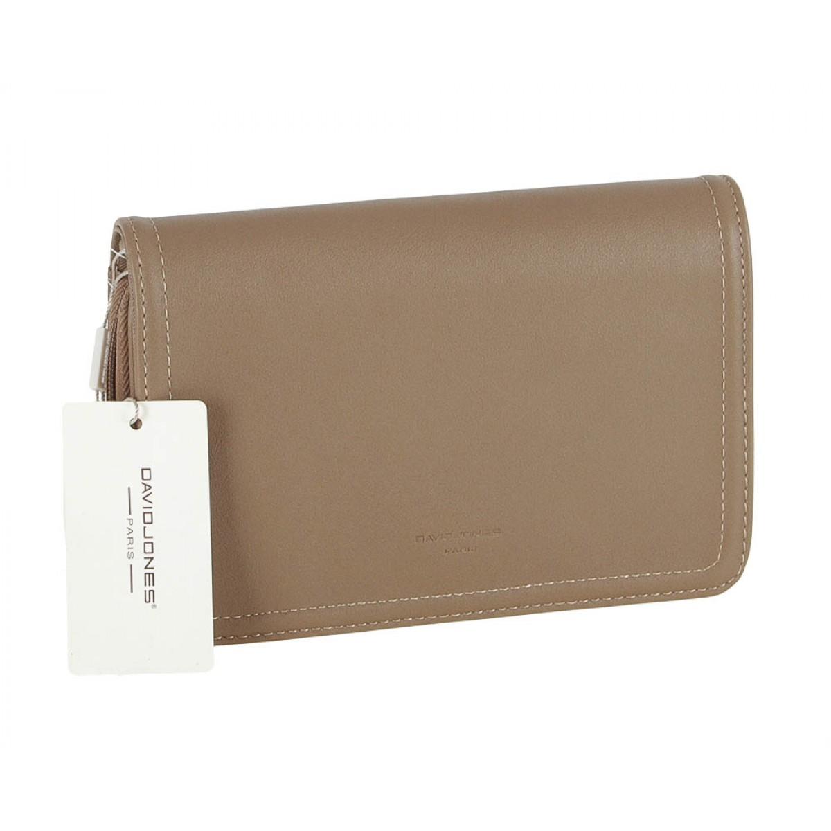 Жіноча сумка David Jones 5805-1 D.CAMEL