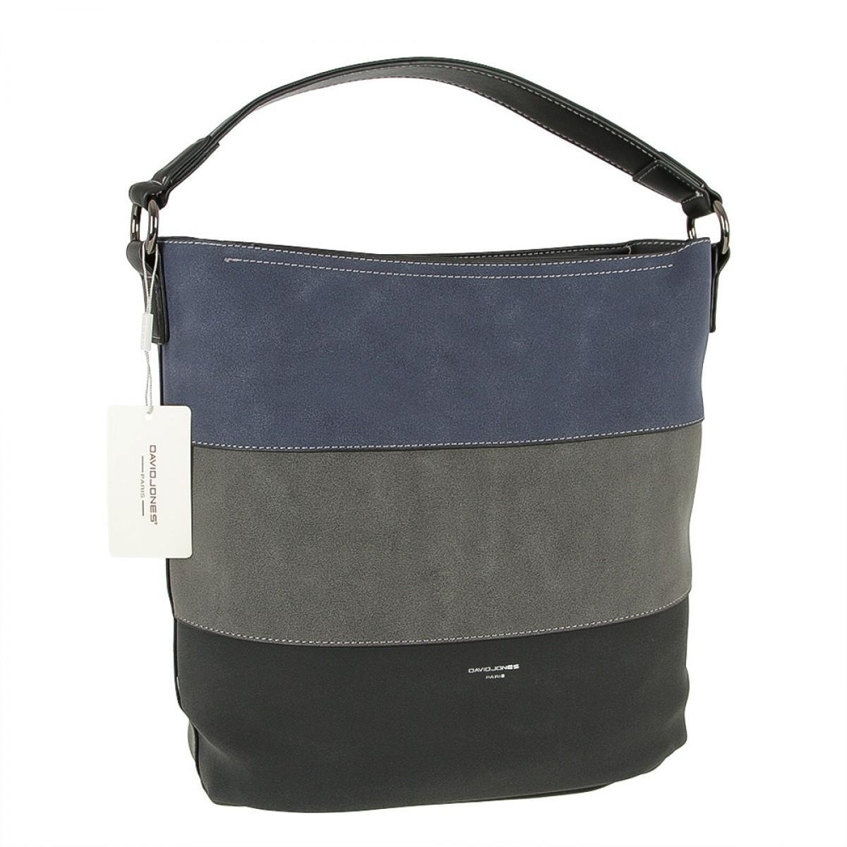 Жіноча сумка David Jones 5826-1 BLACK