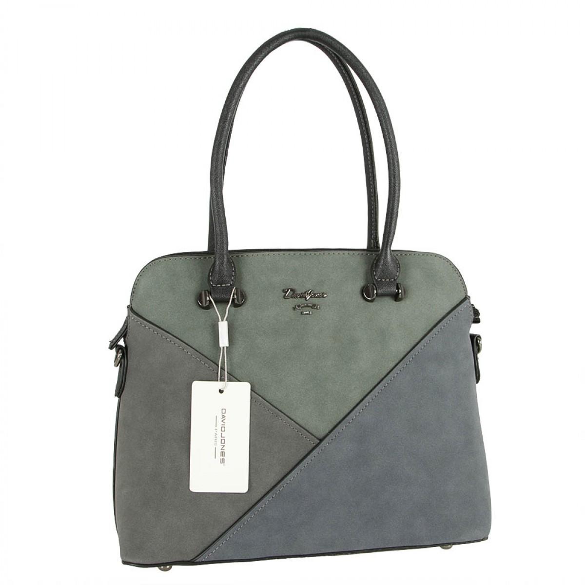Жіноча сумка David Jones 5833-1 BLACK