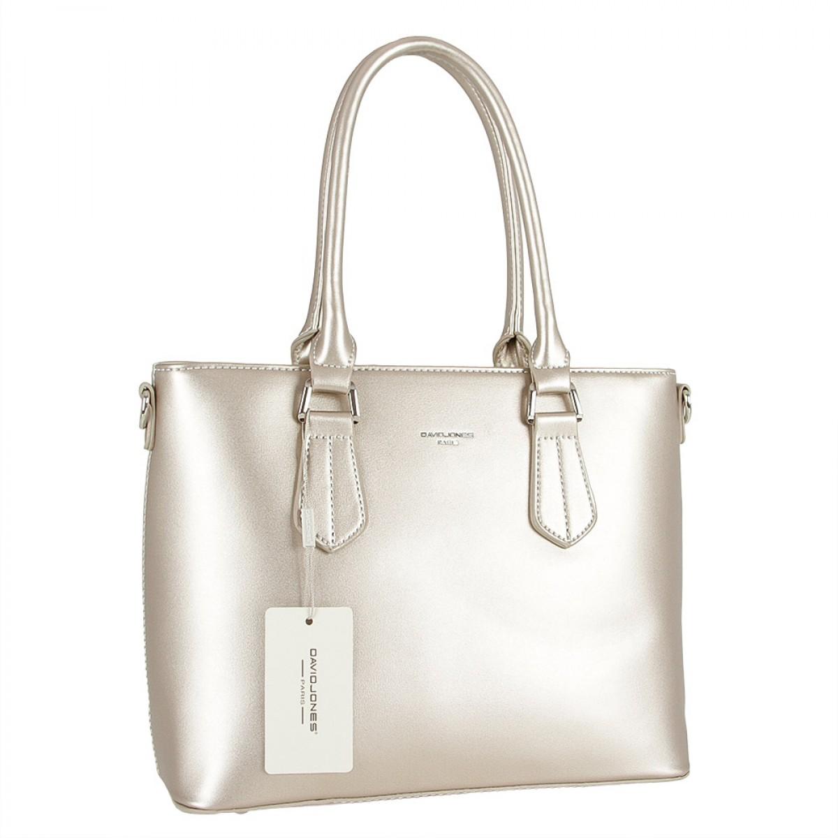 Жіноча сумка David Jones 5901-1 L.GOLD
