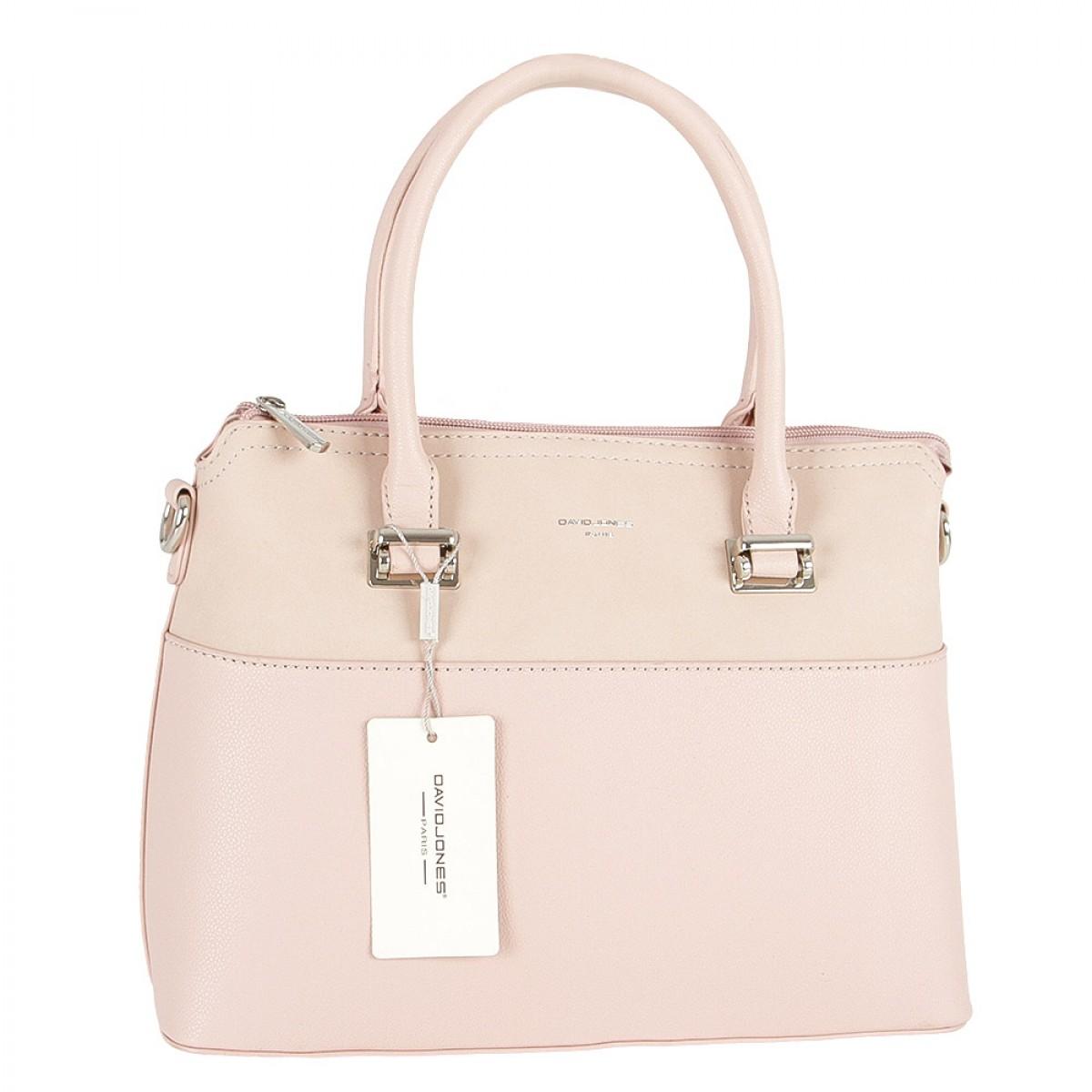 Жіноча сумка David Jones 5909-2 PINK
