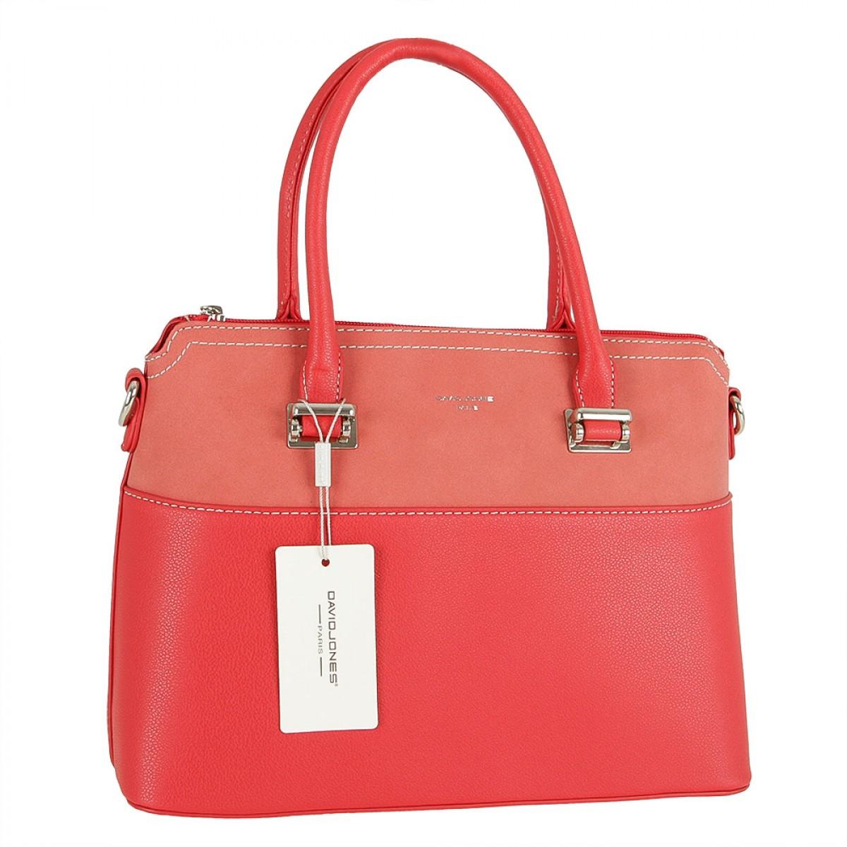 Жіноча сумка David Jones 5909-2 RED