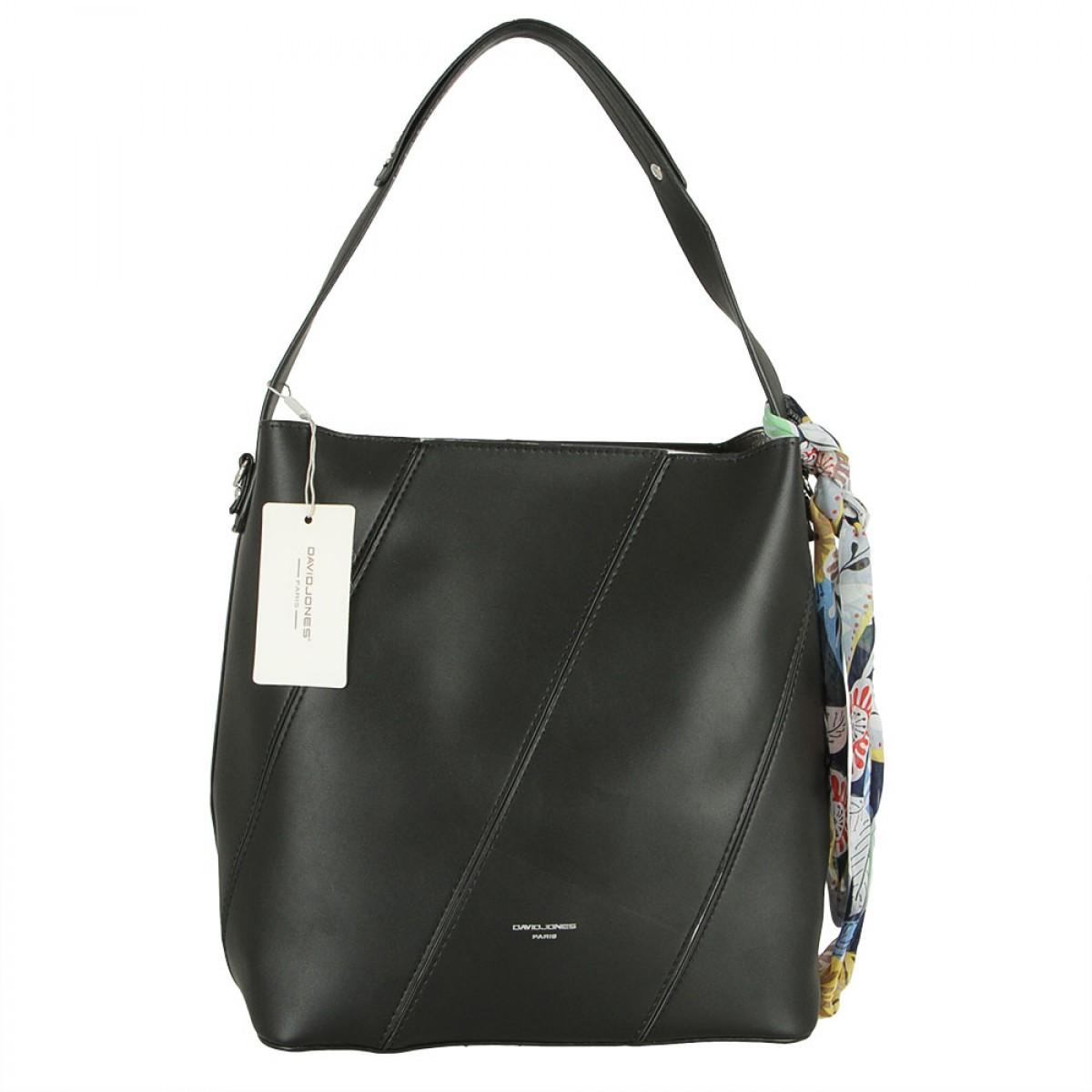 Жіноча сумка David Jones 5911-1 BLACK
