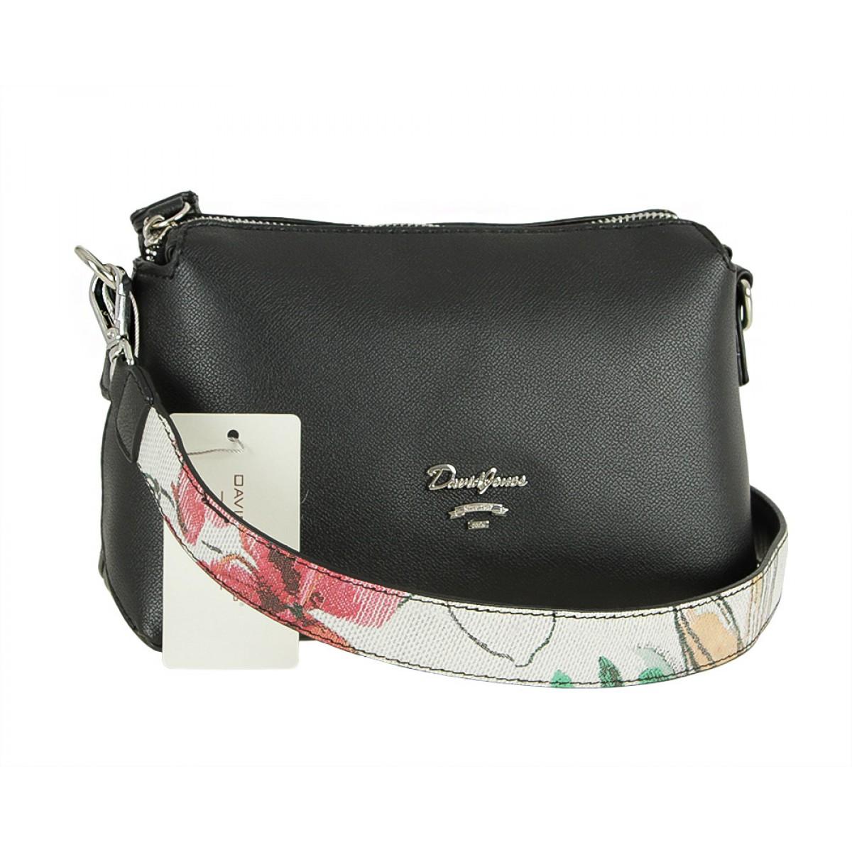 Жіноча сумка David Jones 5912-1 BLACK