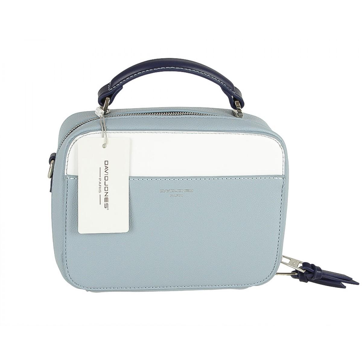 Жіноча сумка David Jones 5916-2 L.BLUE