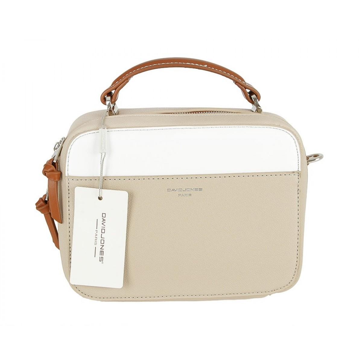 Жіноча сумка David Jones 5916-2 L.CAMEL