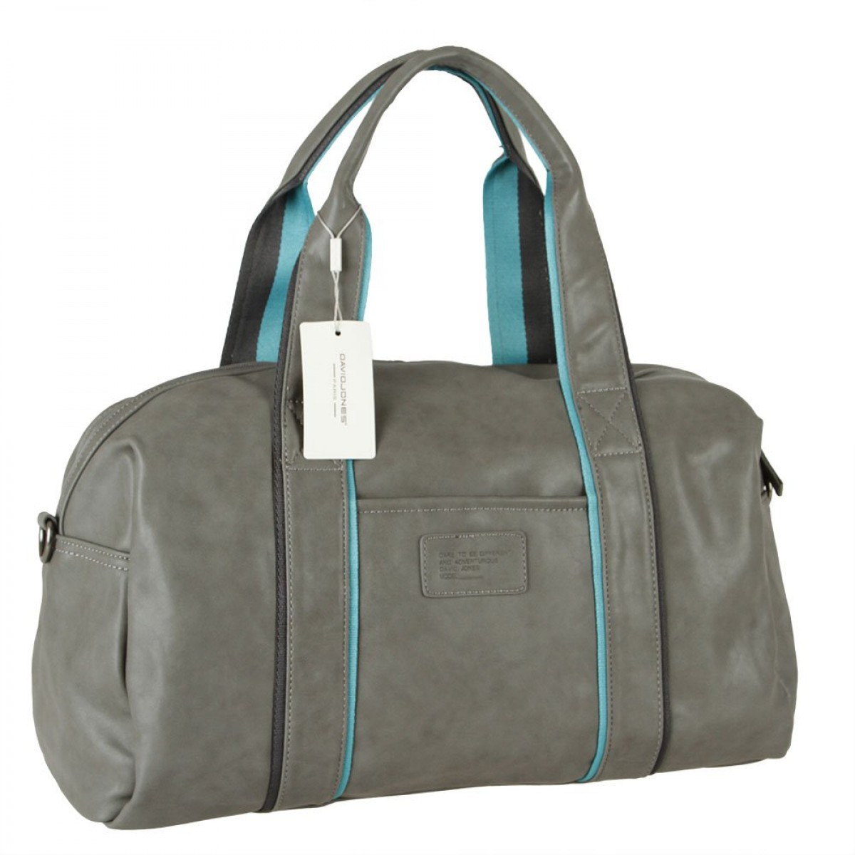 Жіноча сумка David Jones 5917-1 D.GREY
