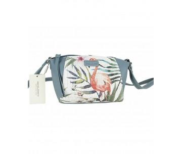 Жіноча сумка David Jones 5923-1A L.BLUE