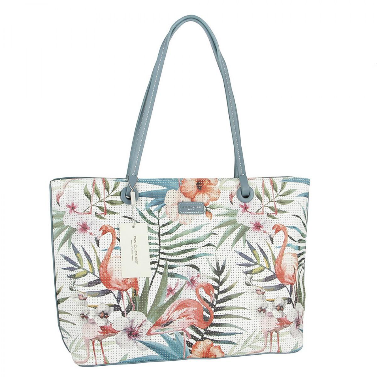 Жіноча сумка David Jones 5923-3A BLUE