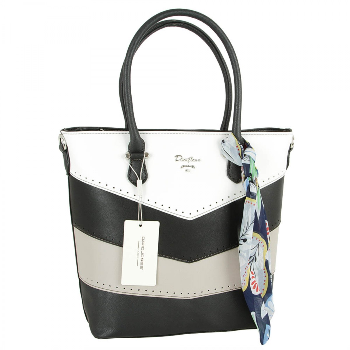 Жіноча сумка David Jones 5926-4 BLACK