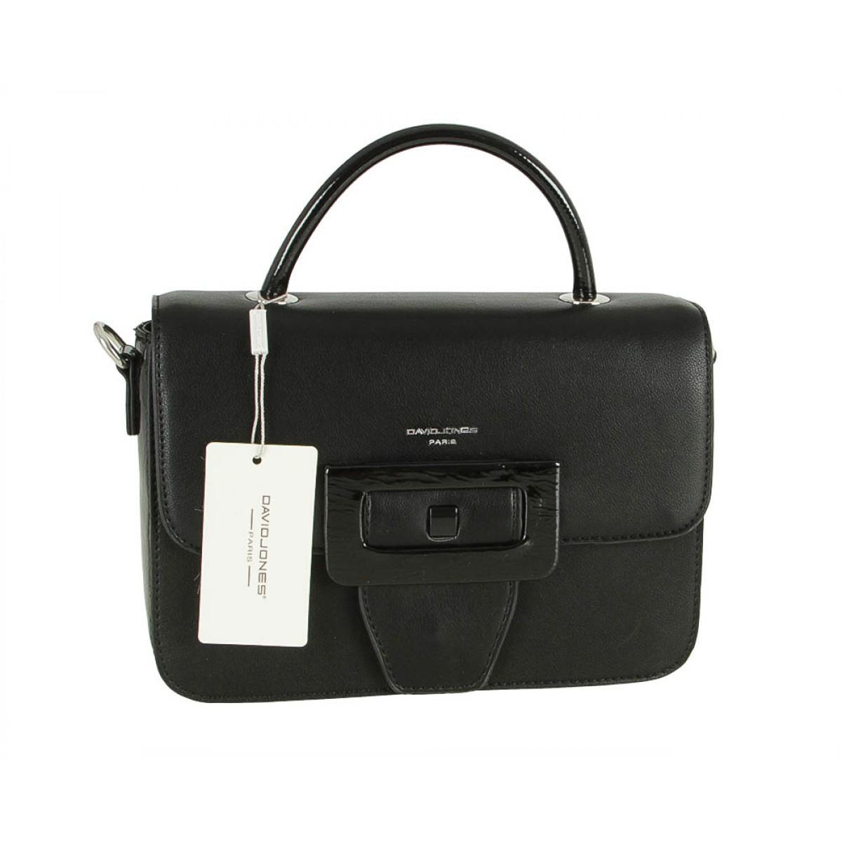Жіноча сумка David Jones 5927-2 BLACK