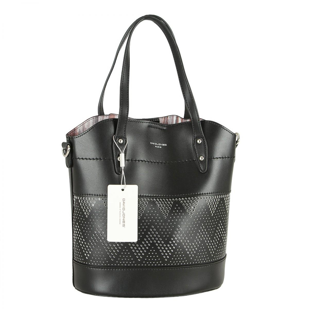 Жіноча сумка David Jones 5929-2 BLACK