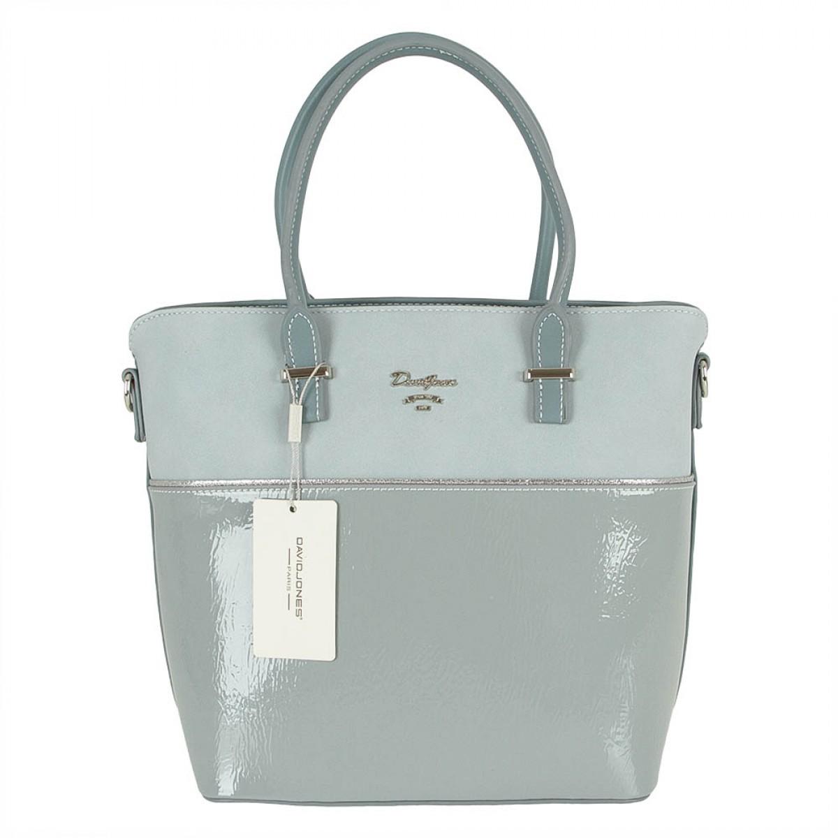 Жіноча сумка David Jones 5930-3 L.BLUE
