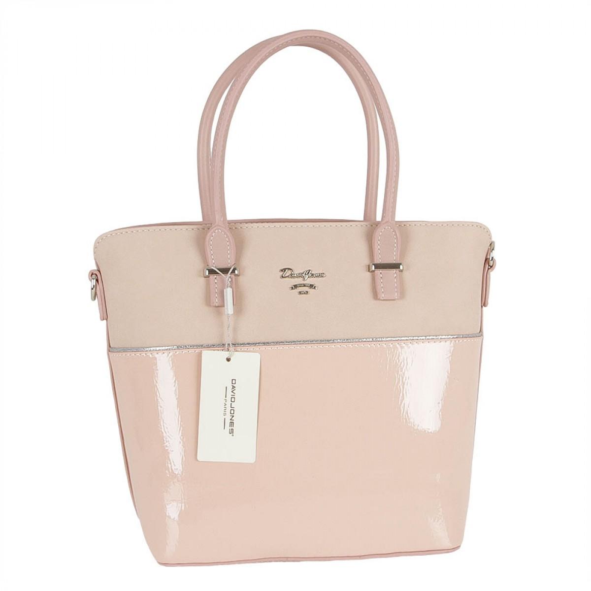 Жіноча сумка David Jones 5930-3 PINK