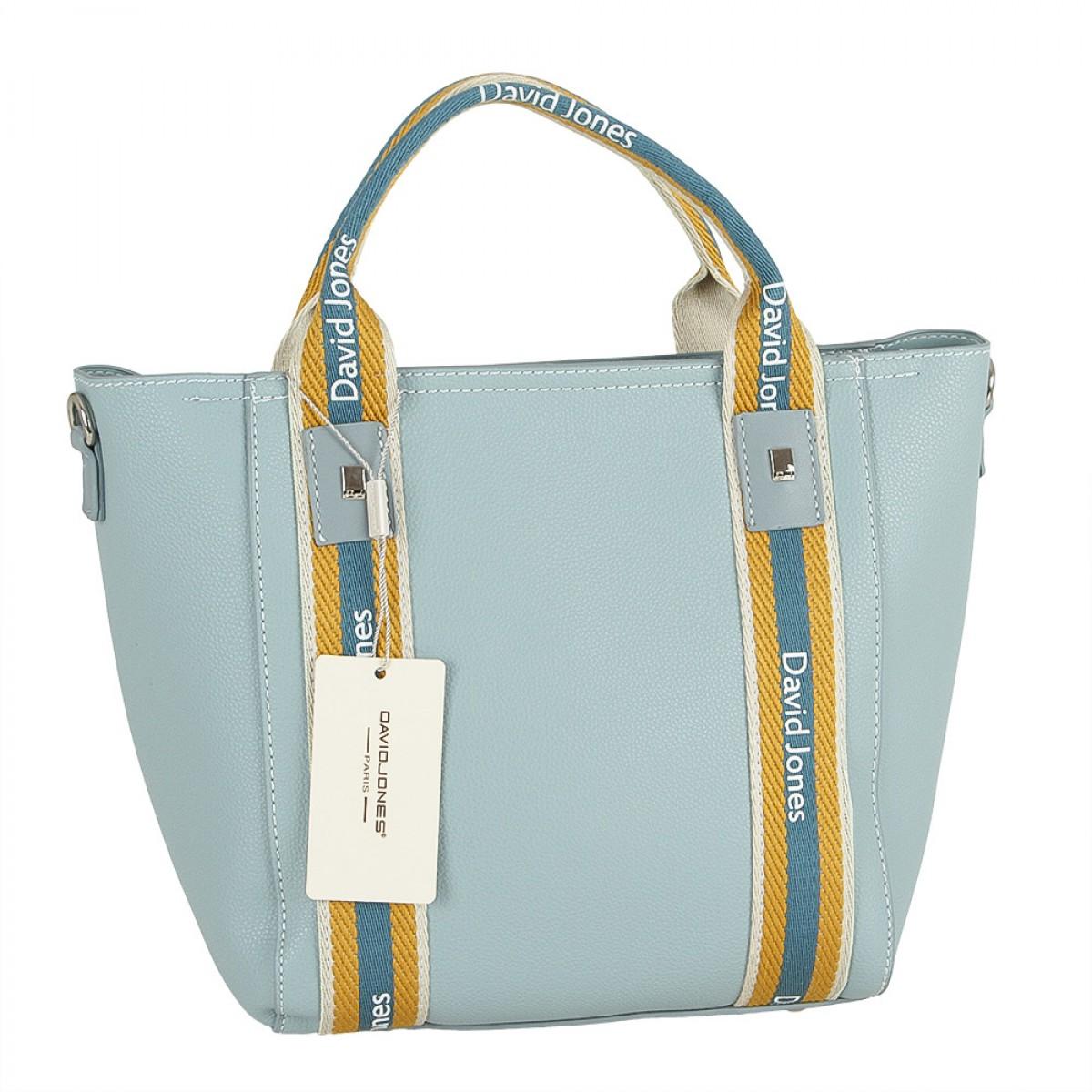 Жіноча сумка David Jones 5933-2 L.BLUE