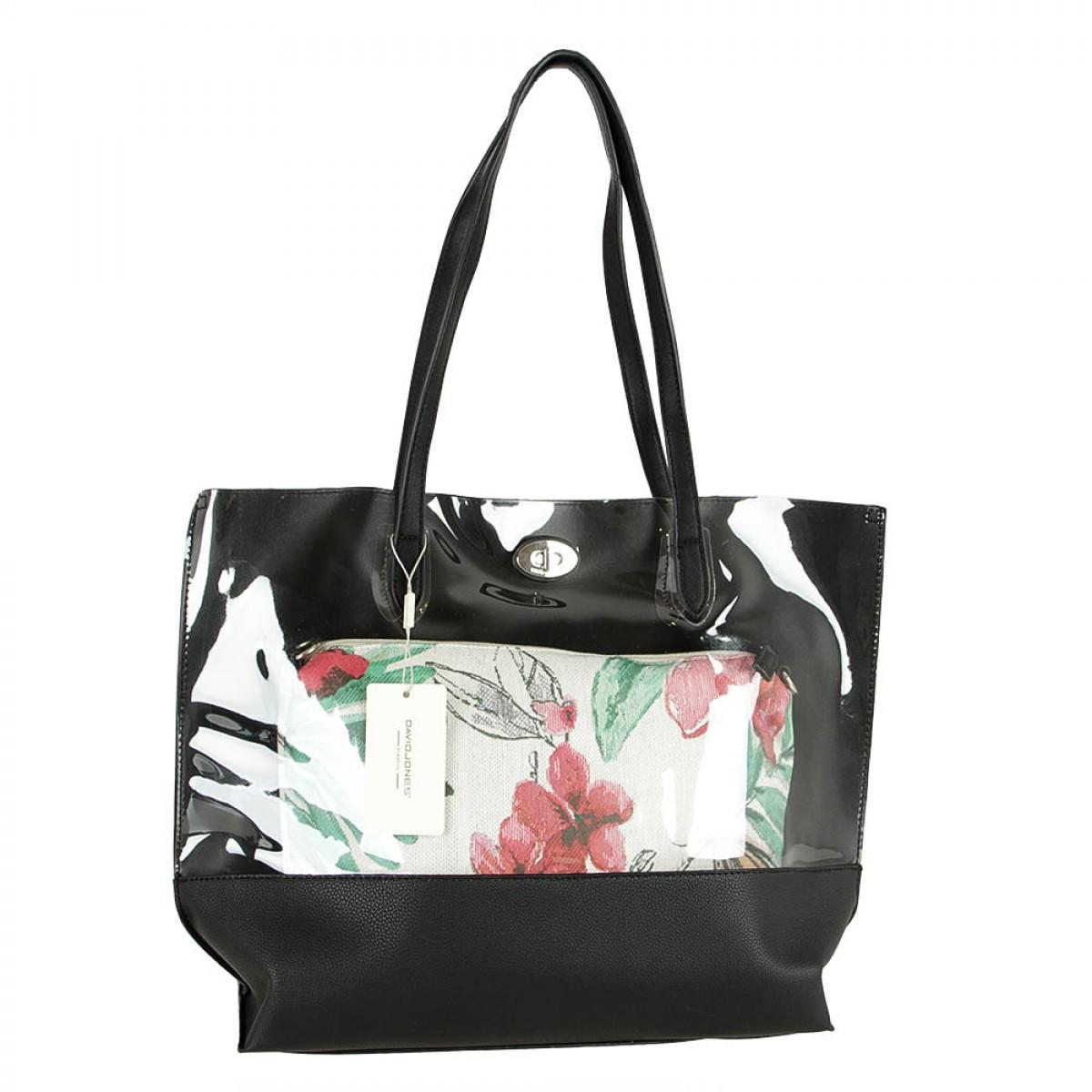Жіноча сумка David Jones 5935A-2 BLACK
