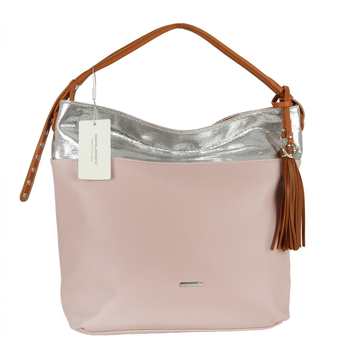 Жіноча сумка David Jones 5940A-1 PINK
