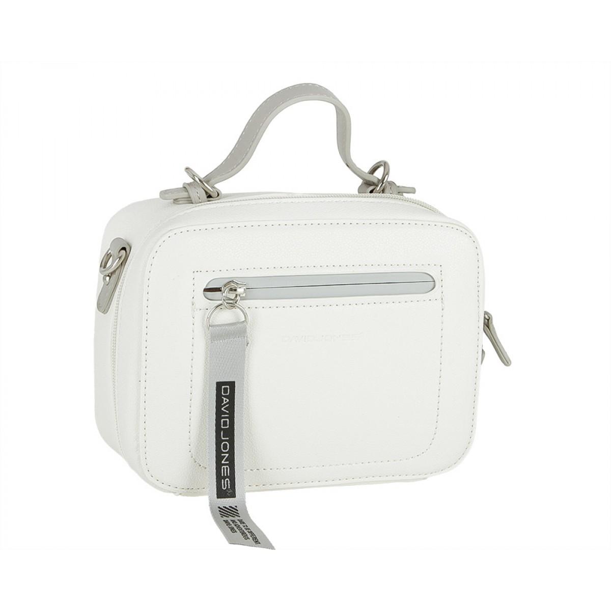 Жіноча сумка David Jones 5951-2 WHITE
