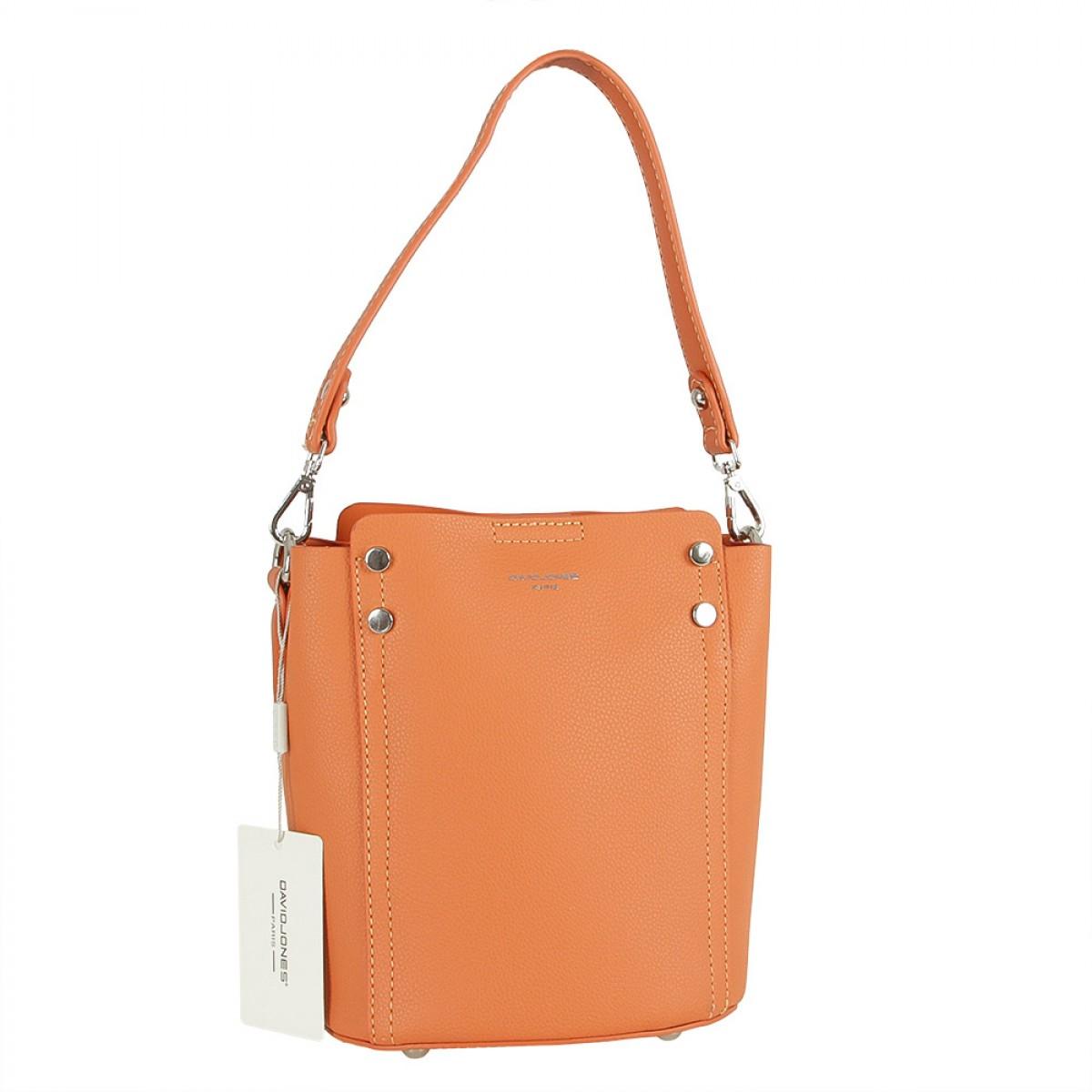 Жіноча сумка David Jones 5953-1 ORANGE
