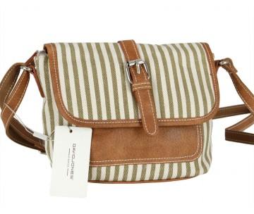 Жіноча сумка David Jones 5961-1 KHAKI