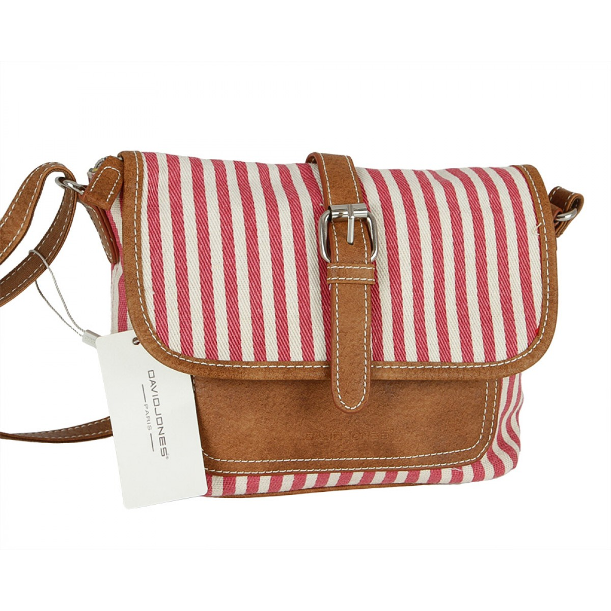 Жіноча сумка David Jones 5961-1 ROSE/RED