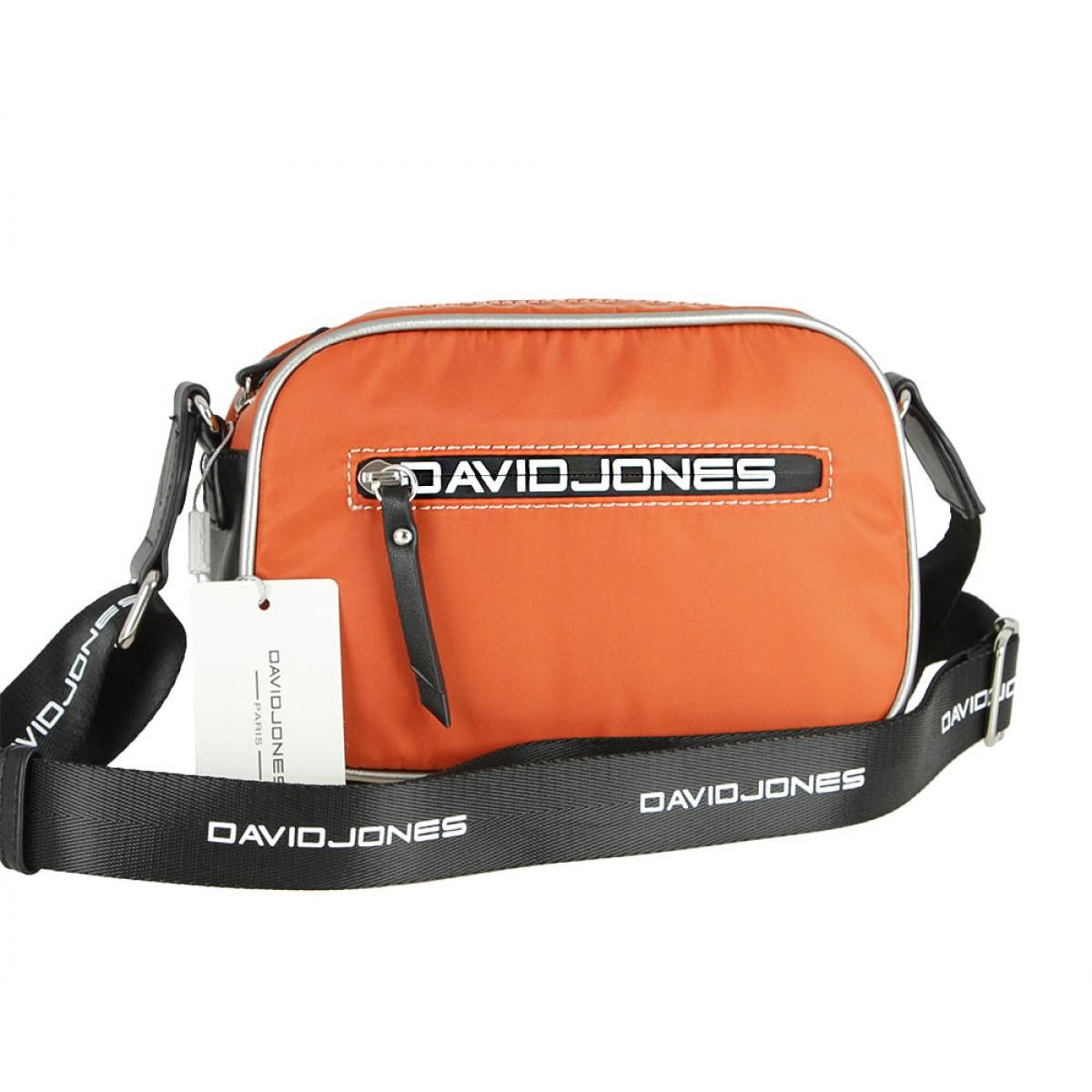 Жіноча сумка David Jones 5962-2 ORANGE