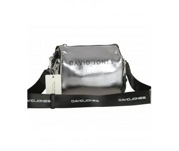 Жіноча сумка David Jones 5978A-1 SILVER