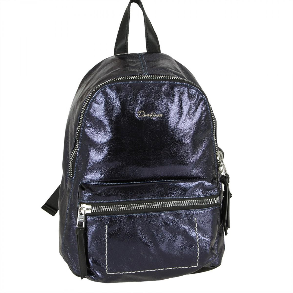 Жіночий рюкзак David Jones 5985-2 BLUE