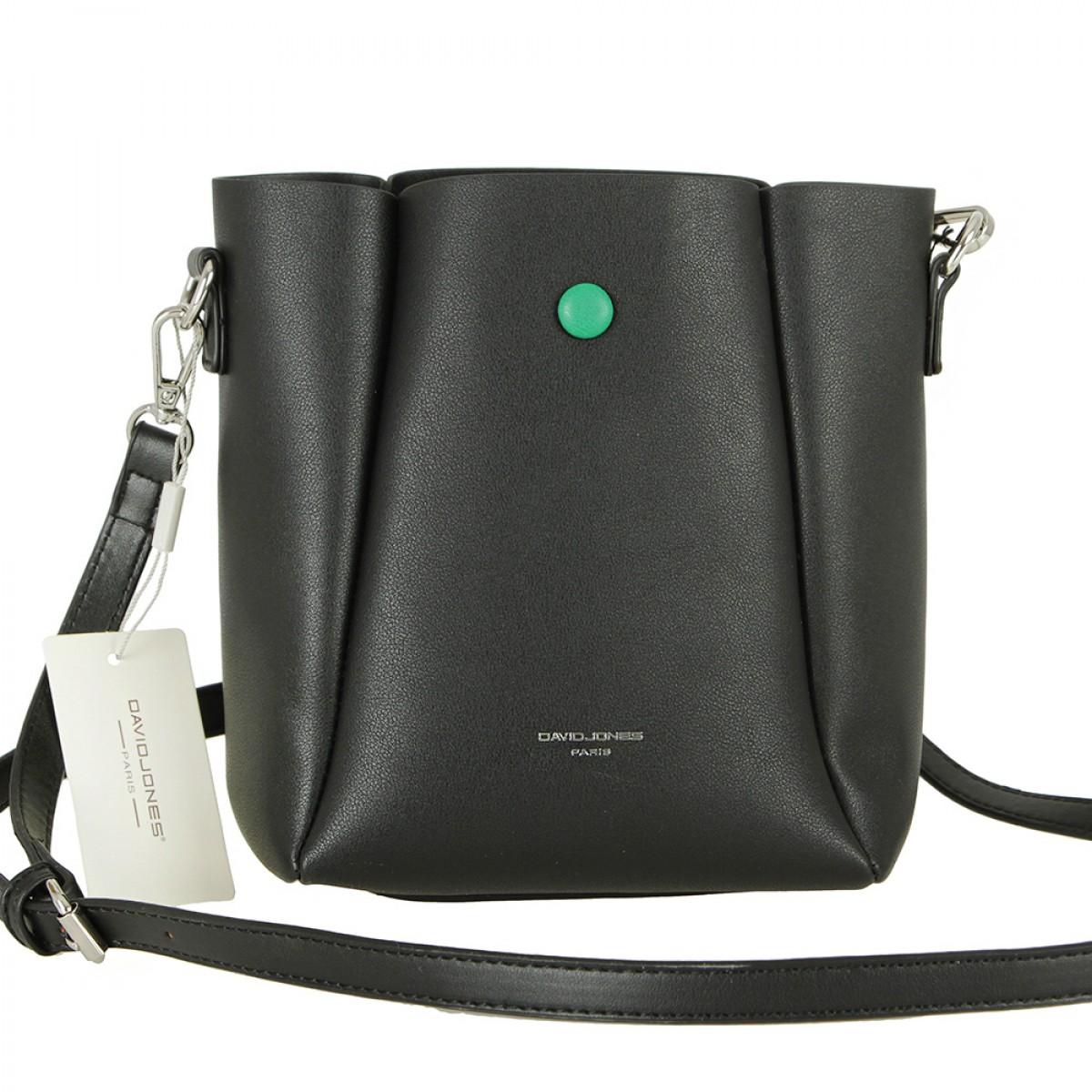 Жіноча сумка David Jones 5991-1 BLACK