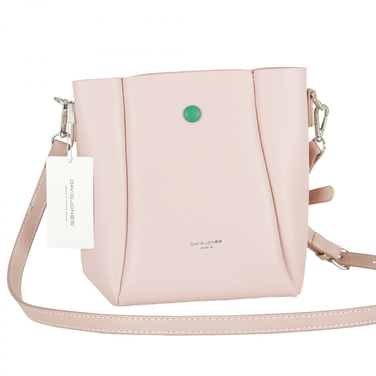 Жіноча сумка David Jones 5991-1 PINK