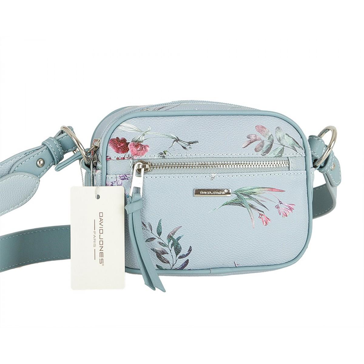 Жіноча сумка David Jones 5996-1 BLUE